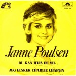 Janne Poulsen: Du Kan Hvis Du Vil – 1975 – NORGE.