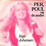 Inge Johansen: Per, Poul og De Andre – 1980 – DANMARK.