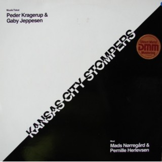 Kansas City Stompers: S/T – 1983 – GERMANY.