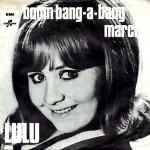 Lulu: Boom Bang-A-Bang – 1969 – DANMARK.