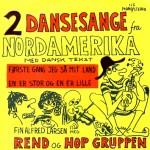 Fin Alfred Larsen: 2 Dansesange Fra Nordamerika - ???? – DANMARK.