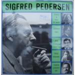Sigfred Pedersen: Viser Af-Og Med – 1968 – DANMARK.
