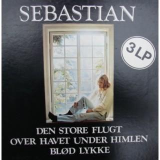 Sebastian: 3 LP i BOX – ???? – DANMARK.