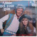Daimi & David Holliday: Annie Get Your Gun – 1968 – DANMARK.