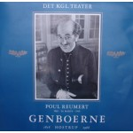 Poul Reumert: Genboerne – 2LP – 1968 – DANMARK.