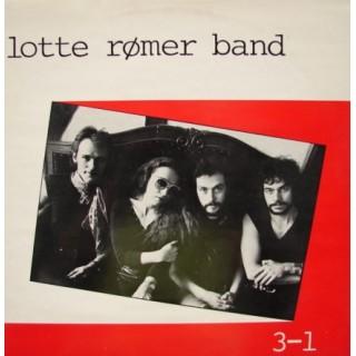 Lotte Rømer Band: 3/1 – 1981 – SWEDEN.