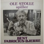 Ole Stolle: Spiller Bent Fabricius-Bjerre – 1981- HOLLAND.