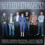 Grethe Ingmann og Papa Bues Viking Jazzband: S/T – 1980 – NORGE.