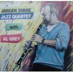 Jørgen Svare Jazz Quartet With Al Grey: Fabilissimo – 1988 – DANMARK.