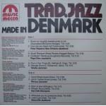 DIVERSE KUNSTNERE: Trad.Jazz – Made In Denmark – 1984 – DANMARK.