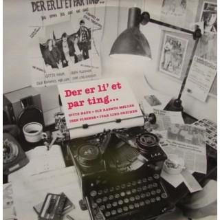 Gitte Naur, Iben Plesner, Ole Rasmus Møller, Ivar Lind Greiner: Der Er Li´ Et Par Ting – 1985 – SWEDEN.
