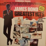 James Bond – Greatest Hits – 1981 – GERMANY.