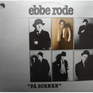 "Ebbe Rode: ""På Scenen"" – 2LP – 1980 – SWEDEN."