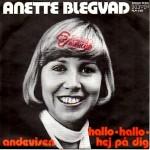 Anette Blegvad: Andevisen – 1975 – DANMARK.