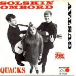 Quacks: Gustav/Solskin Ombord – 1968 – DANMARK.