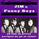 Jim & Funny Boys: En Pige På 17 – 1970 – DANMARK.