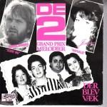 Joanna/Frank Hansen: Nathalie/Start Nu – 1988 – DANMARK.