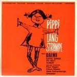Daimi: Pippi Langstrømpe – 1966 – DANMARK.