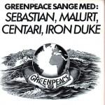 Diverse Kunstnere: Greenpeace – 1983 – DANMARK.