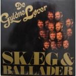 De Gyldne Løver: Skæg & Ballader – 1984 – HOLLAND.