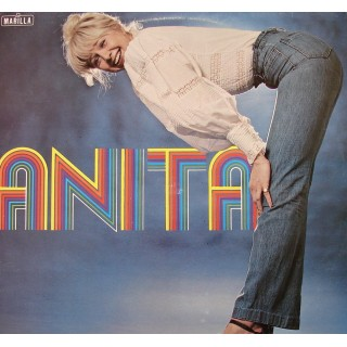 "Anita Lindblom: ""ANITA"" – 1975 – SVENSK."