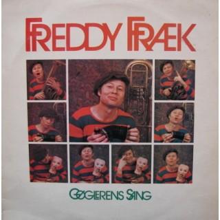 Freddy Fræk: Gøglerens Sang – 1979 – DENMARK.