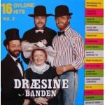 Dræsinebanden: 16 Gyldne Hits/VOL. 2 – 1990 – HOLLAND.