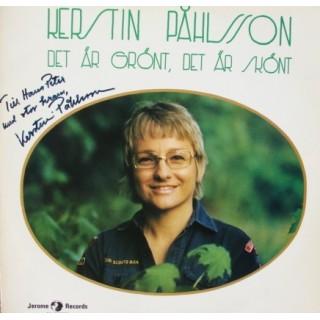 Kerstin Påhlsson: Det är grönt, det är skönt – 1976 – NORGE.