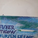 Fisker Thomas: Kursen er Lagt – 1988 – HOLLAND.