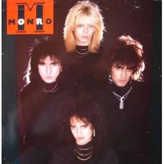 Monro: S/T – 1987 – Scandinavia.