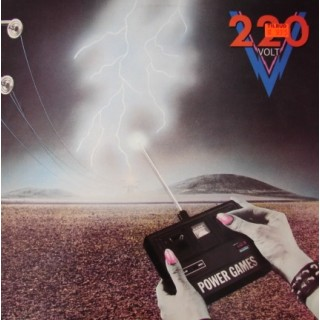 220 VOLT: Power Games – 1984 – SVERIGE.