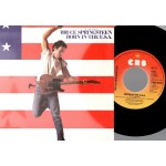 Bruce Springsteen: Born In The U.S.A./Shut Out The Light – 1984 – HOLLAND.