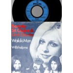 Bonnie St.Claire & Unit Gloria: WaikikiMan/Will It Help Me – 1973 – HOLLAND.