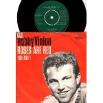 Bobby Vinton: Roses Are Red/You And I – 1962 – DENMARK.