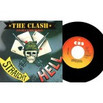 The Clash: Should I Stay Or Should I Go/Straight To Hell – 1982 – HOLLAND.