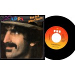 Frank Zappa: You Are What You Is/Pink Napkins – 1981 – HOLLAND.