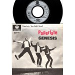Genesis: Paperlate/You Might Recall – 1982 – GERMANY.