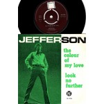 Jefferson: The Colour Of My Love/Look No Further – 1969 - SCANDINAVIAN.