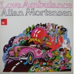 Allan Mortensen: Love Ambulance – 1976 – DENMARK.