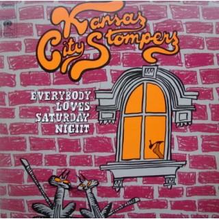 Kansas City Stompers: Everbody Loves Saturday Night – 1972 – HOLLAND.