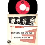 The Searchers: Don´t Throw Your Love Away/I Pretend I´m With You – 1964 – DENMARK.