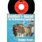 Randall´S Island: Life In Botanical Gardens/Brother People – 1970 – GERMANY.